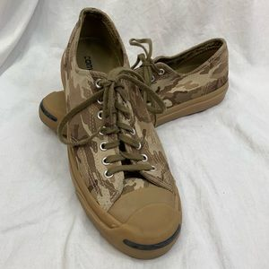 "Converse Jack Purcell LTT Ox ""Camo"" Unisex Shoes"